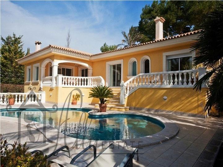 Spanish.house комфортные виллы в испании xv века недвижимость в испании
