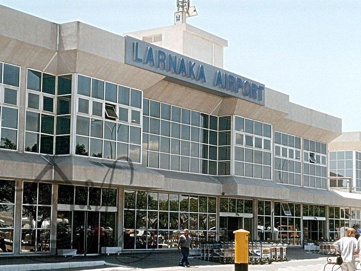 Аэропорт Larnaca International Airport