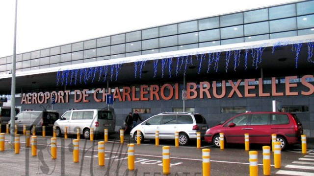 Аэропорт Брюссель - Charleroi Brussels South, Бельгия